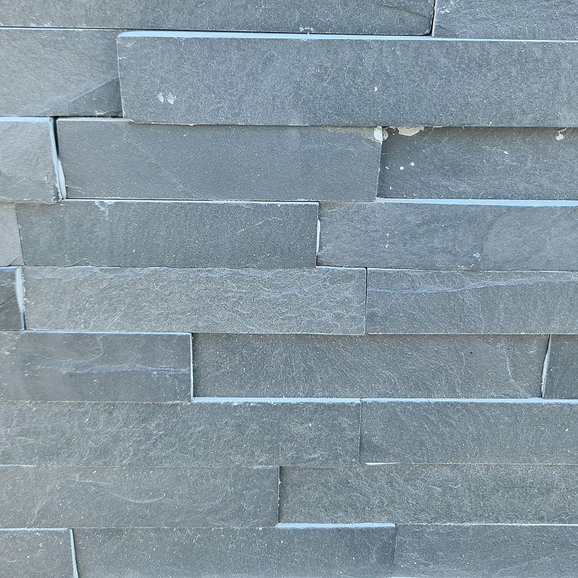 Black slate  60 x 15 cm